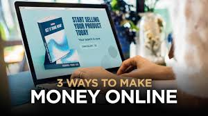 How To Make Money on the Internet - 3 Ways to Make Money From Your Web Site